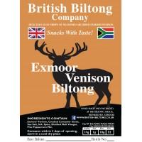 Venison Biltong (500g)