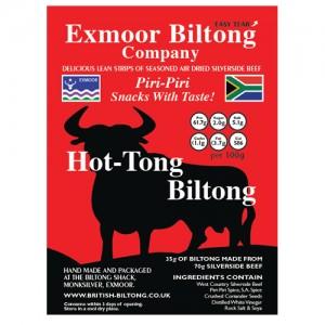 Hot Tong  (Spicy Piri-Piri)