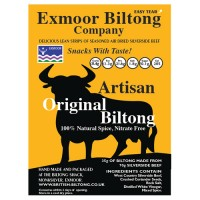 Natural Artisan Spiced Biltong