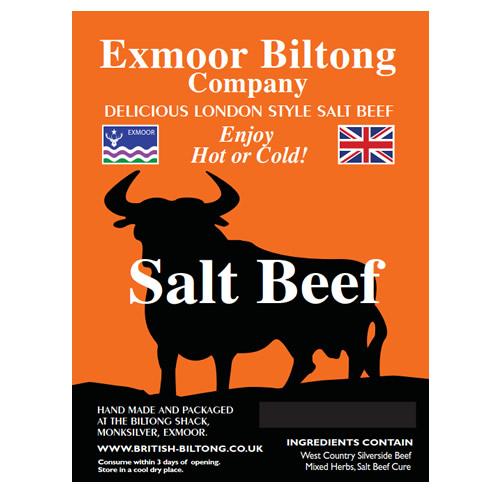 Salt Beef  (American Style Corned or Cured Beef)