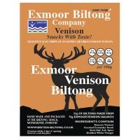 Exmoor Venison Biltong (Game)