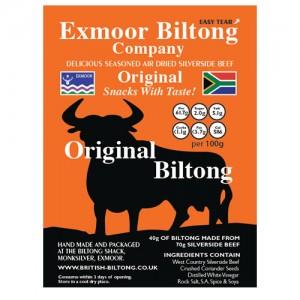 Original Biltong (Traditional Spice Mix)
