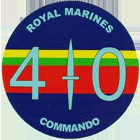 40 Commando Taunton